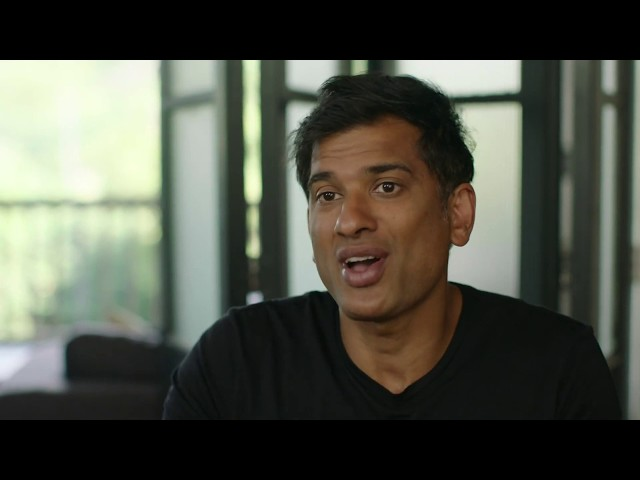 SP Healthy Lifestyle - Dr Rangan Chatterjee with Cognita families