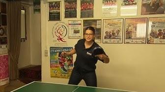 Meisterlich an der Tischtennisplatte | SWR | Landesschau Rheinland-Pfalz