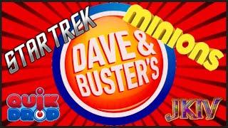 Arcade Games And Coin Pushers At Dave & Busters | Salt Lake City Utah
