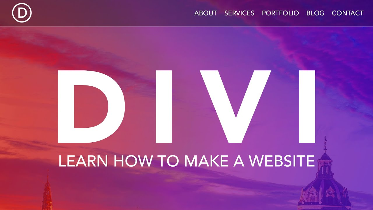 8 useful Divi courses to learn Divi Theme (2019)