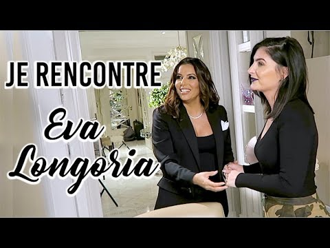 ON ME PRANK: JE RENCONTRE EVA LONGORIA 😱 LA SURPRISE D'ENZO 🔥 - Lufy