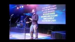 KJ Oz, singing Lady - Styx