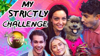 MY STRICTLY COME DANCING CHALLENGE FILM