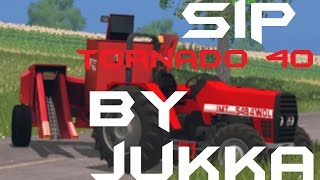 FS15 Mod Review. *Sip Tornado 40 by Jukka* **DOWNLOAD**  *http://sharemods.com/lg4fpvf8wawp/Sip_Tornado40.zip.html* *Music Tobu Hope NCS Relase* *Enjoy*