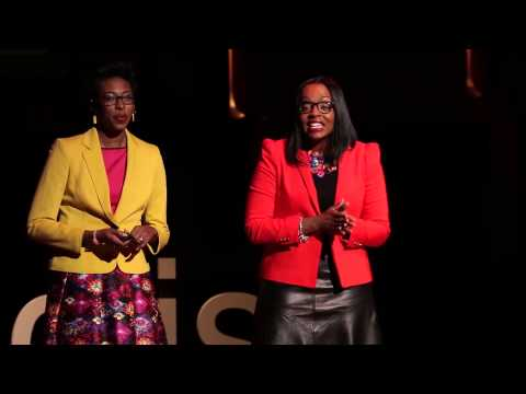 Why should boys have all the entrepreneurial fun? | DeShong Perry & Ericka Gibson | TEDxIndianapolis