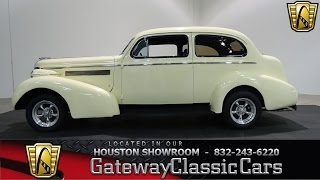 #683 HOU   1937 Buick Special   Gateway Classic Cars Houston