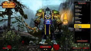 Vyprávění veterána z války o trůn - World of Warcraft