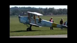 Tiger Moth Flying Lesson - Duxford 18/04/2015