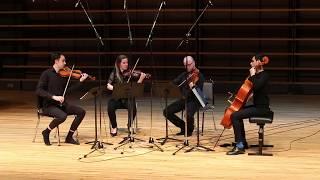 Quatuor Cobalt - Ravel - Quatuor en fa - 3e mouvement