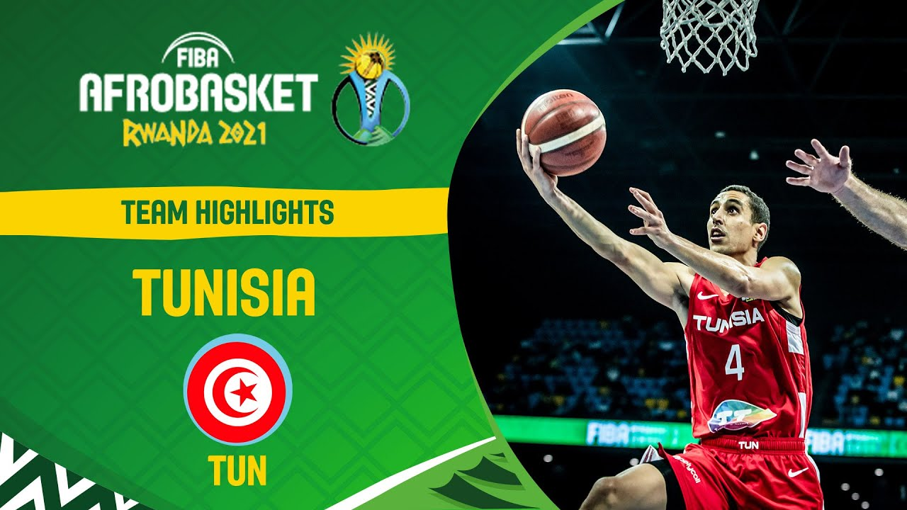 Tunisia 🇹🇳 | Team Highlights - FIBA AfroBasket 2021
