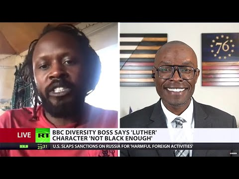 "ABL Debates on RT: Diversity Director Says ""Luther"" Isn't Black Enough!"