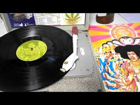 Jimi Hendrix - You got me floatin' (Vinyl RARE original audio) 1967