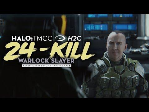 [MCC-H2] 24-kill TS on Warlock