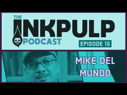 Inkpulp on Pharcyde Tv w/ Mike Del Mundo