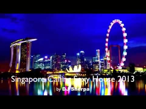 Singapore Calling Sexy House 2013