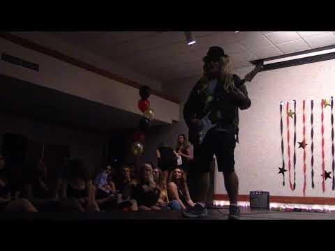 "Patchewrocka Special #1: Amazing Rendition of ""Work Hard"" at Delta Phi Epsilon's Deepher Dude"
