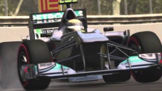 F1 2011 - Official Launch Trailer Xbox 360 PS3