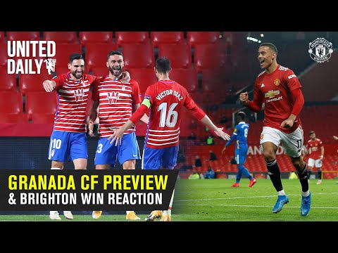 Group Chat | Granada CF & Spurs Previews | Brighton Win Reaction | Manchester United