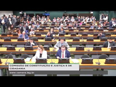 CONSTITUIÇÃO E JUSTIÇA E DE CIDADANIA - Reunião Deliberativa - 15/05/2018 - 15:23