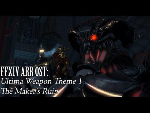 FFXIV OST Ultima Theme - Part 1 ( The Maker's Ruin )