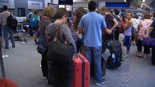 What's behind flight delays?