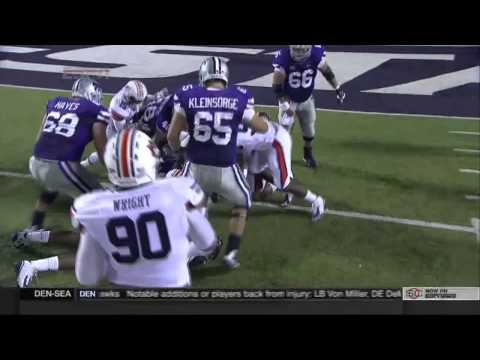 #5 Auburn vs #20 Kansas State 2014 Football Full Game HD