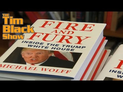 14 Most Outrageous Claims in FIRE AND FURY: INSIDE THE TRUMP WHITE HOUSE