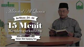 Murottal Al Quran || Juz 5 ; An Nisa 24 - 44 || KH. Muslih Hasan, Haafizh 30 Juz [Assalaam TVID]