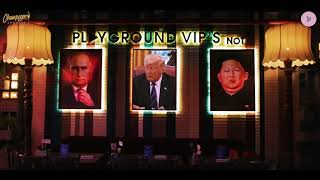 DONALD DRUNK - Venue Introduction Video (Playground)