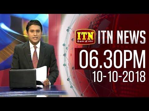 ITN News 2018-10-10 | 06.30 PM