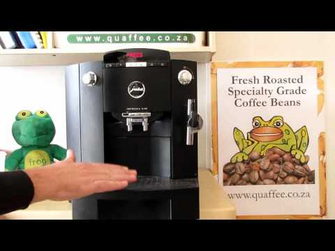 how to fix a jura coffee machine part 1 doovi. Black Bedroom Furniture Sets. Home Design Ideas