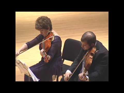 Mendelssohn - String Quintet No. 2 in B flat major, Op. 87  ( III Adagio - IV Allegro molto vivace )
