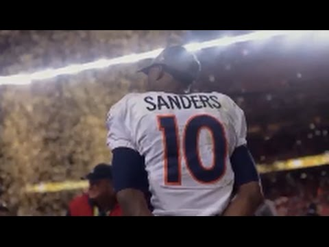 Emmanuel sanders ||Superstar|| ULTIMATE Highlights