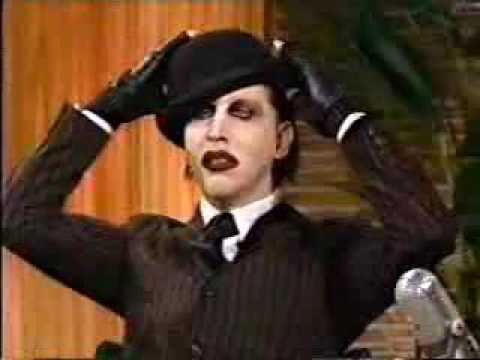"""Mr.Manson on """"The New Tom Green Show"""""""