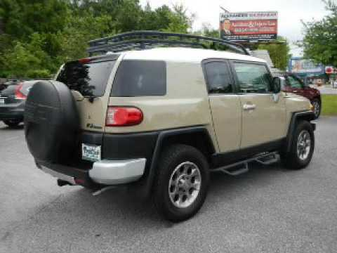 2011 toyota fj cruiser pensacola fl youtube for Frontier motors pensacola fl