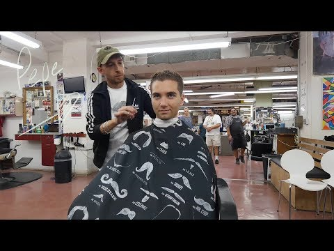 The Astor Place Haircut