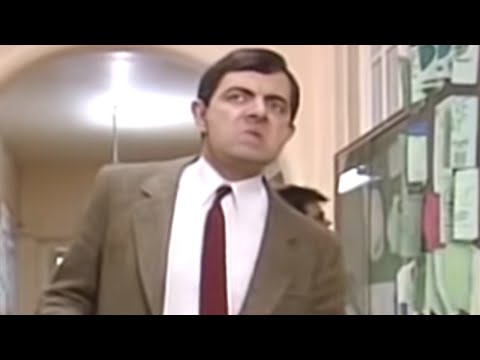 Being Bean | Funny Clips | Mr Bean Official