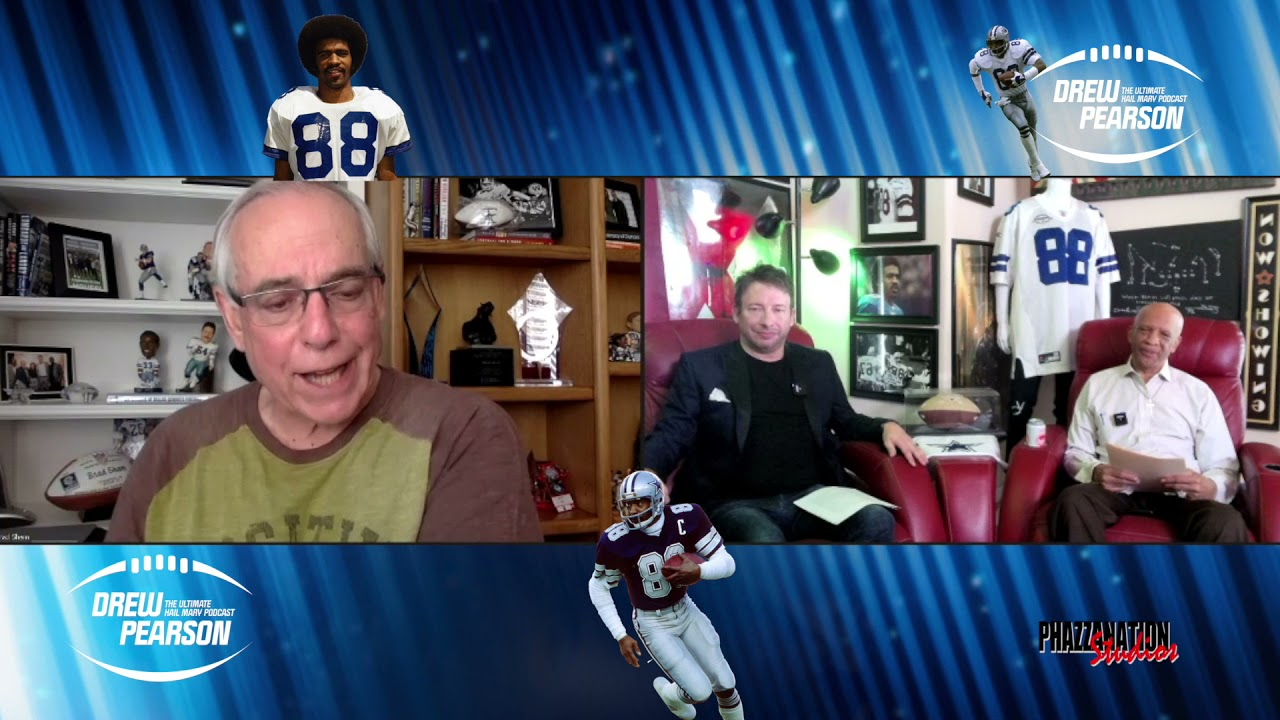 Drew Pearson The Ultimate Hail Mary, Feat Brad Sham Episode 6