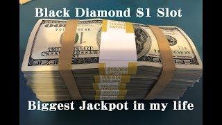 Tremendously Jackpot🙏Black Diamond - Handpay😻 HOTTER than BLAZES Slot @ San Manuel Casino