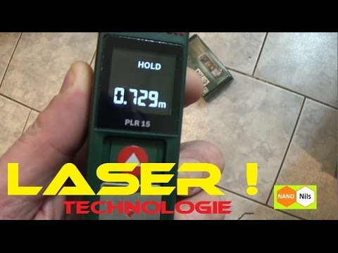 Bosch ☆ plr laser rangefinder entfernungsmesser youtube