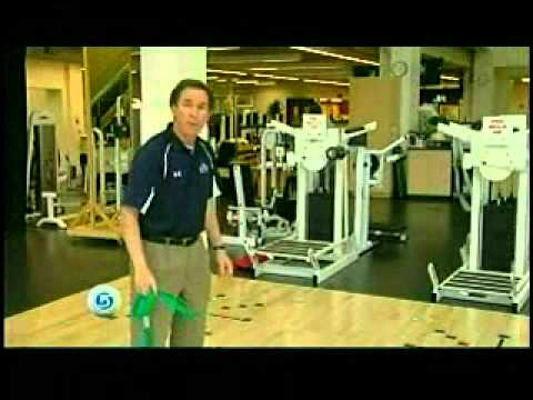 TOSH Golf Tip - Hamstring Stretches