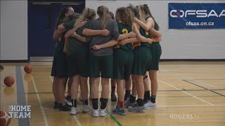 OFSAA AAA Girls Basketball - The Home Team