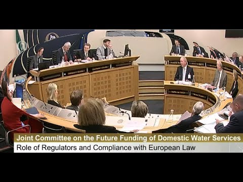 Extract from Oireachtas Ctte on Funding Domestic Water Ireland - EU Compliance, Feb 15, 2017