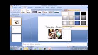 Como criar uma apresentação de slides. thumbnail