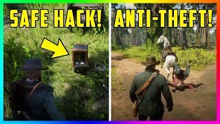 10 Awesome Things You Didn't Know You Could Do In Red Dead Redemption 2! (RDR2)