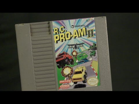 R.C. Pro-Am II (NES) James & Mike Mondays