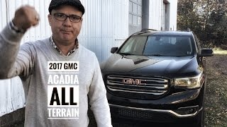 2017 GMC Acadia All Terrain Road Test and Review | Pye Chevrolet Truro NS