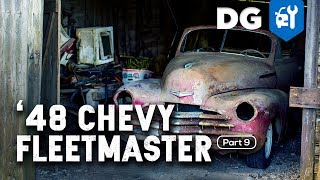 BARN FIND CAR HUNTER: Trading in the 4-Door for a Convertible '48 Chevy Fleetmaster (Part 9)