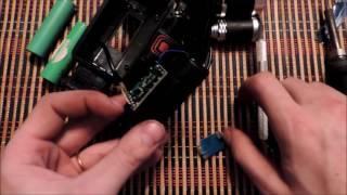 Зарядное устройство для фонарика своими руками