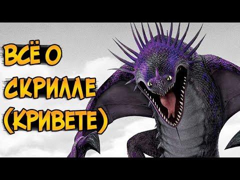 Всё о драконе Скрилле / Кривете (Как приручить Дракона)